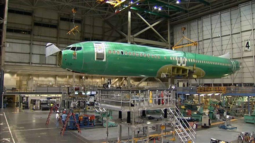 Nem szállít a Boeing 737 MAX-gépeket
