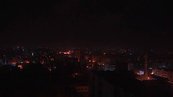 Η αεροπορία του Ισραήλ βομβάρδισε τη Λωρίδα της Γάζας