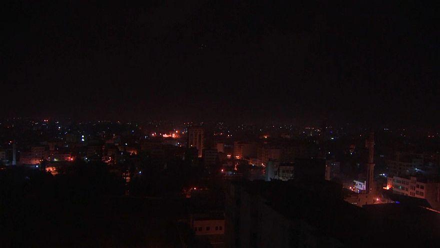 Gaza-Streifen: Weitere Angriffe auf Israel