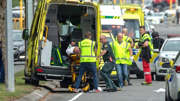 New Zealand 49 Dead In Mass Shootings At Christchurch Mosques Euronews