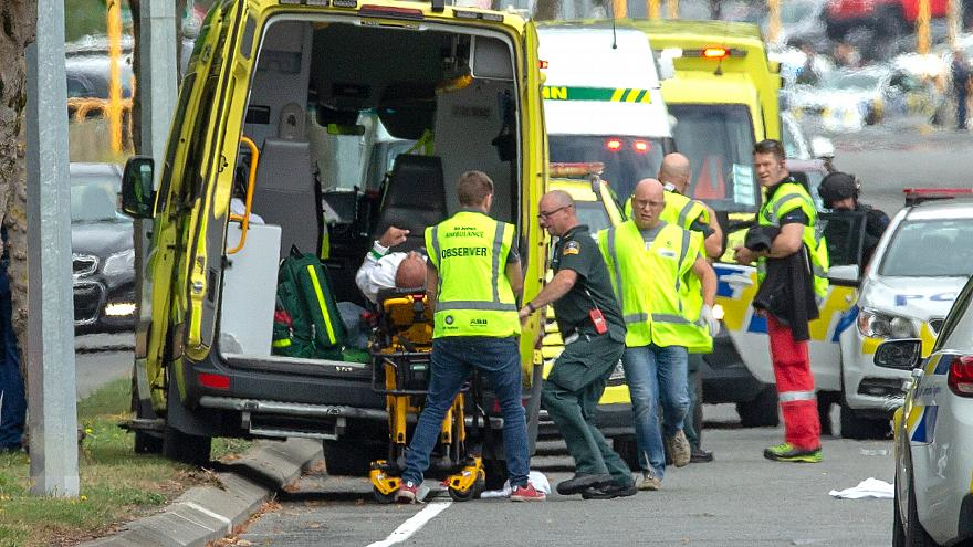 New Zealand: 49 dead in mass shootings at Christchurch mosques