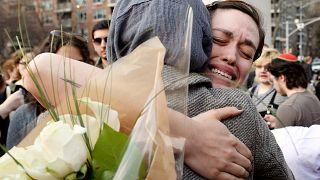 مجزرة المسجدين في نيوزيلندا.. مئة بين قتيل وجريح بينهم أطفال وبدء تسليم جثامين الضحايا