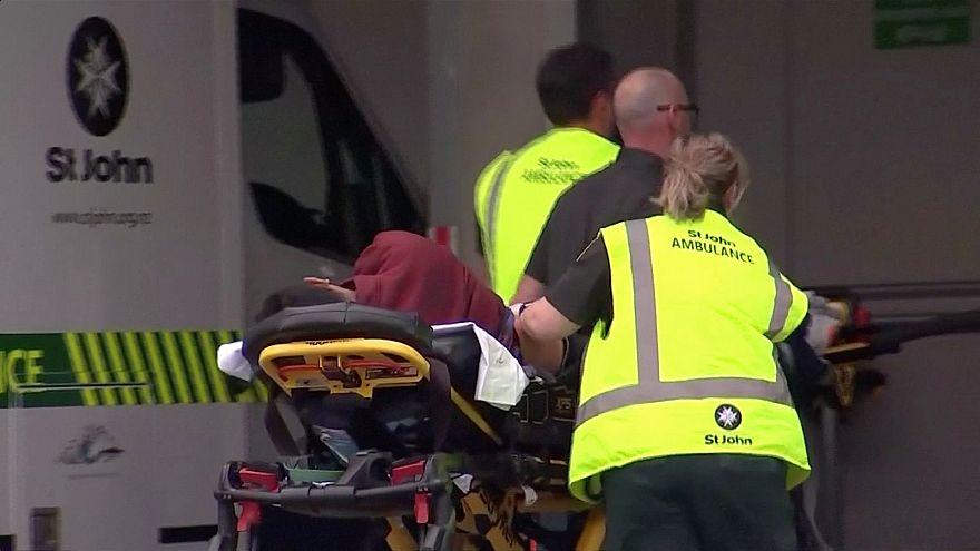 В Новой Зеландии при стрельбе в двух мечетях погибли минимум 27 человек