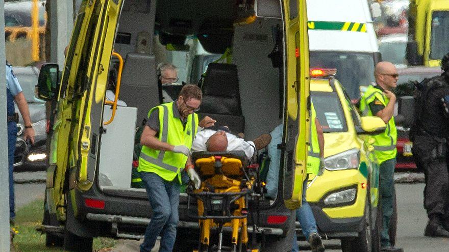 Ataque terrorista faz 49 mortos na Nova Zelândia