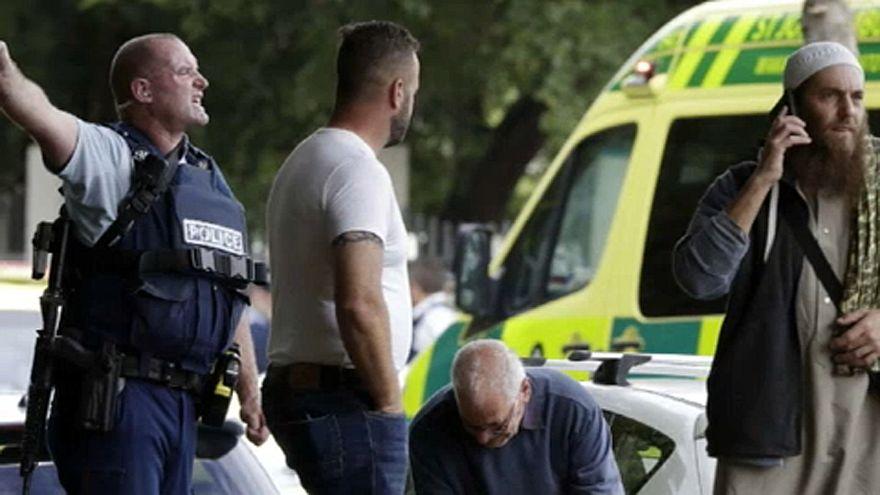 Vérengzés mecsetekben Új-Zélandon
