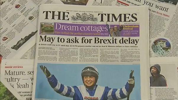 "Британские СМИ: ""брексит"" неизбежен"