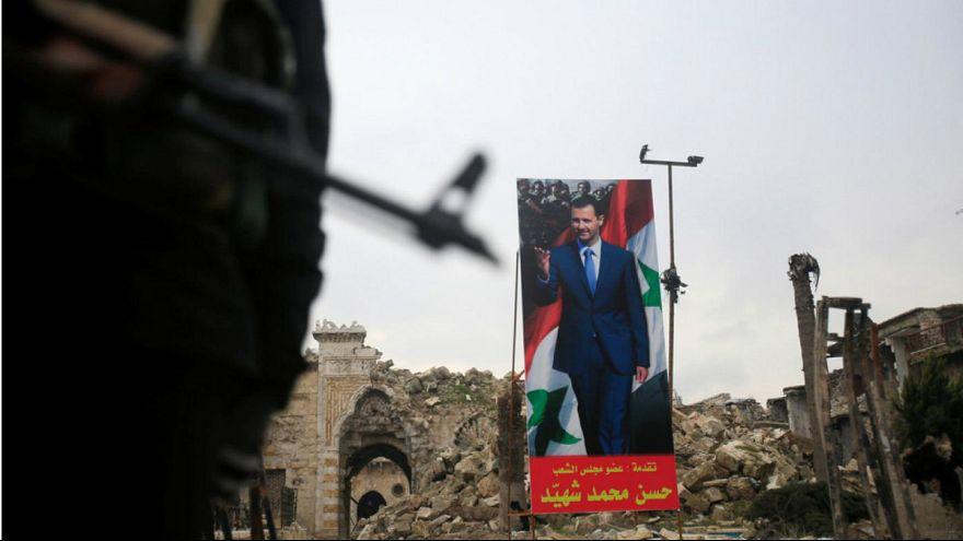 جنگ 8 ساله در سوریه