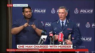 La policía neozelandesa confirma haber presentado cargos por asesinato