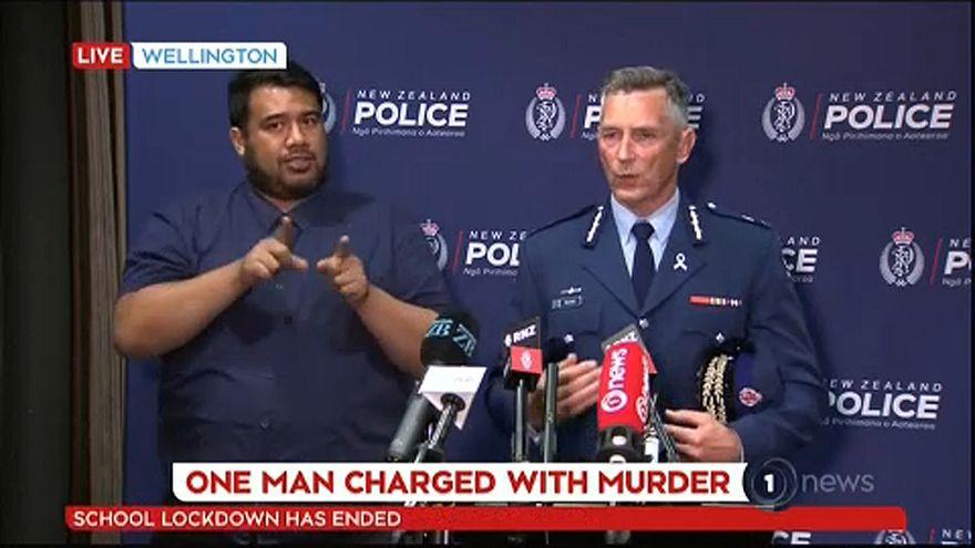 Massacre de Christchurch: um homem acusado de homicídio