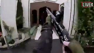 حمله به مسجد در نیوزلند