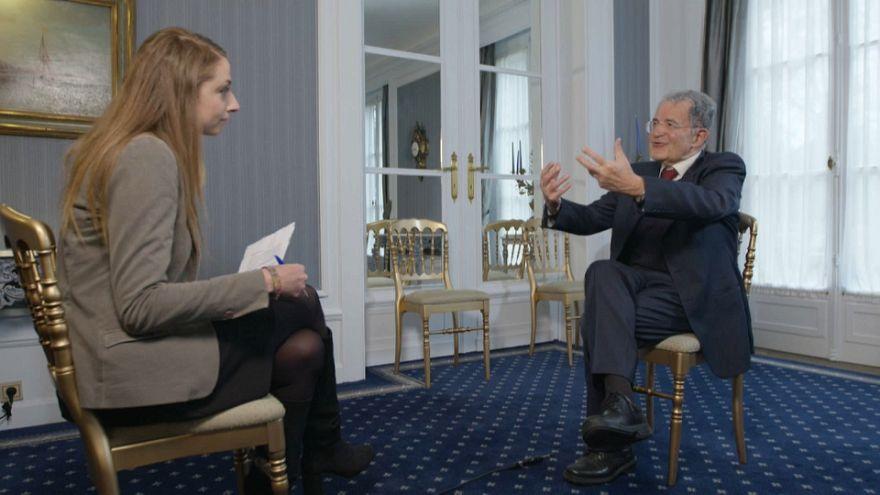 "Romano Prodi : ""Les populistes vont tomber"""