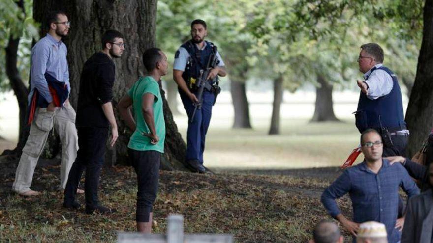 Yeni Zelanda'da katliam gerçekleştiren saldırgan Türkleri hedef gösterdi