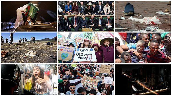 Yeni Zelanda cami saldırısı, Etiyopya uçak kazası, Brexit.. Haftanın dikkat çeken fotoğrafları