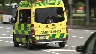 Les images des secours après l'attentat de Christchruch, en Nouvelle-Zélande