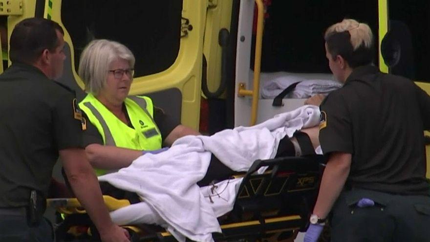 Entsetzen über Bluttat von Christchurch