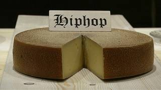 Emmental that has listened to hip hop