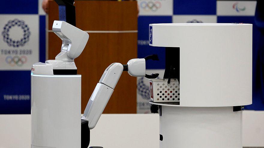 Les robots, stars des prochains Jeux Olympiques