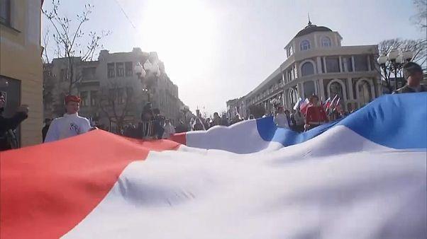 Öt éve orosz ismét a Krím-félsziget