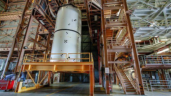 Soyuz chega `Estação Espacial Internacional