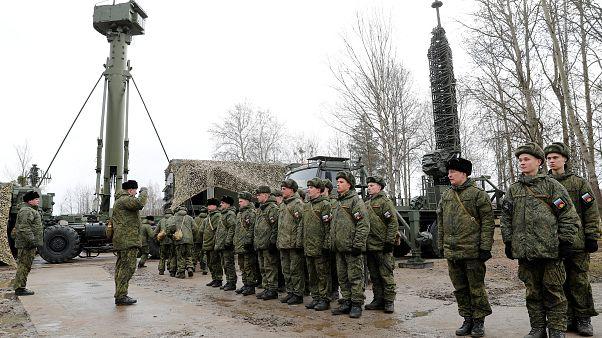 С-400 развёрнуты в Калининградской области