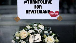 ورود وعبارات دعم للتضامن مع ضحايا الهجوم في نيوزيلندا