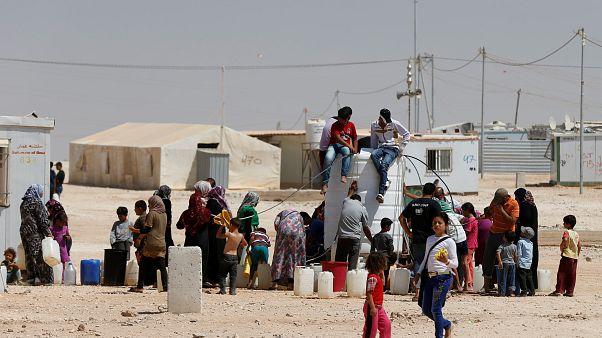 Alman ve Fransız elçilerden Esad'a mektup: Suriye'ye dönemeyen göçmenlerin önündeki engeller kalksın