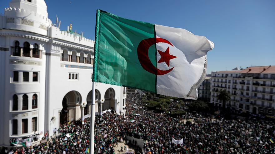 Algerians return to streets in biggest protest against ailing president