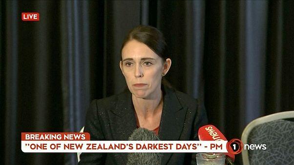 """يوم الهجوم الإرهابي على مسجدين في كريستتشيرتش """"من أكثر أيام نيوزيلندا قتامة"""""""