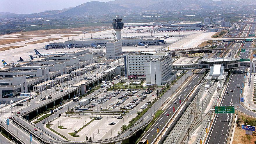 Ελ. Βενιζέλος: Κινητοποίηση της ΕΛ.ΑΣ. μετά από τηλεφώνημα για αεροπειρατεία