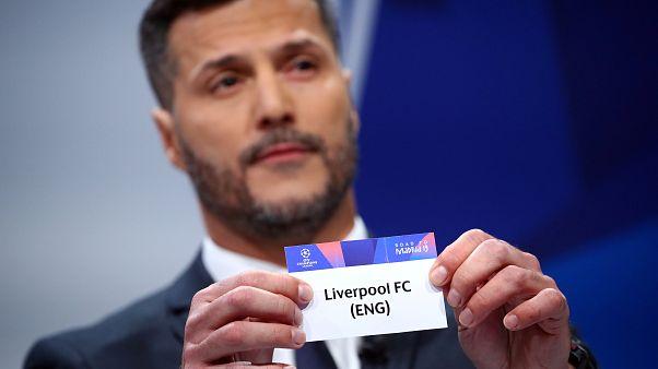 Liverpool no caminho do FC Porto, Benfica viaja até Frankfurt