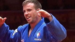 Grand Slam d'Ekaterinbourg : la plus belle médaille pour Kilian Le Blouch