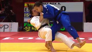 Power, finesse and explosive judo on Day 1 of Ekaterinburg Grand Slam
