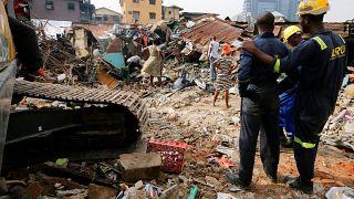 Νιγηρία: Στους είκοσι οι νεκροί από την κατάρρευση κτιρίου