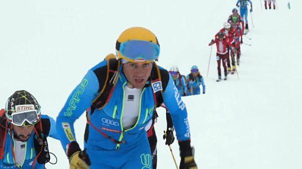 Weltmeisterschaft im Skibergsteigen