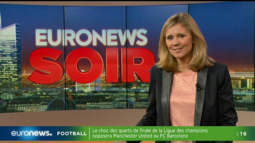 Euronews Soir : l'actualité du 15 mars 2019