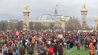 Weltweite Schülerproteste für das Klima