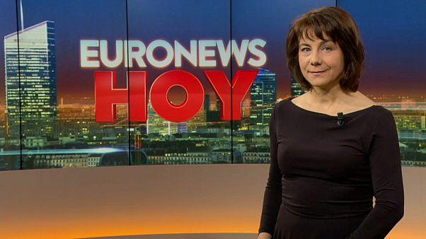 Euronews Hoy | Las noticias del viernes 15 de marzo 2019