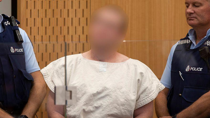 El principal sospechoso del ataque Nueva Zelanda comparece ante el tribunal