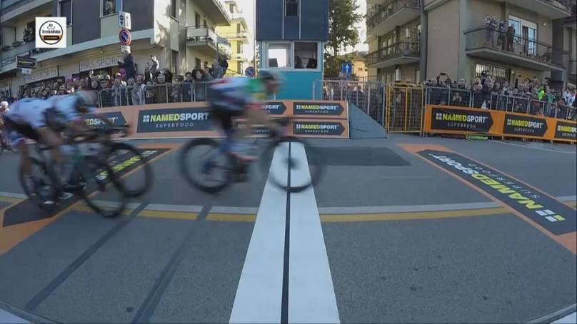 Tirreno-Adriatico: Elia Viviani in forma