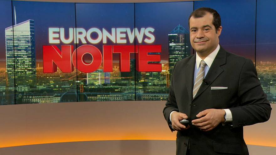 Euronews Noite 15.03.2019