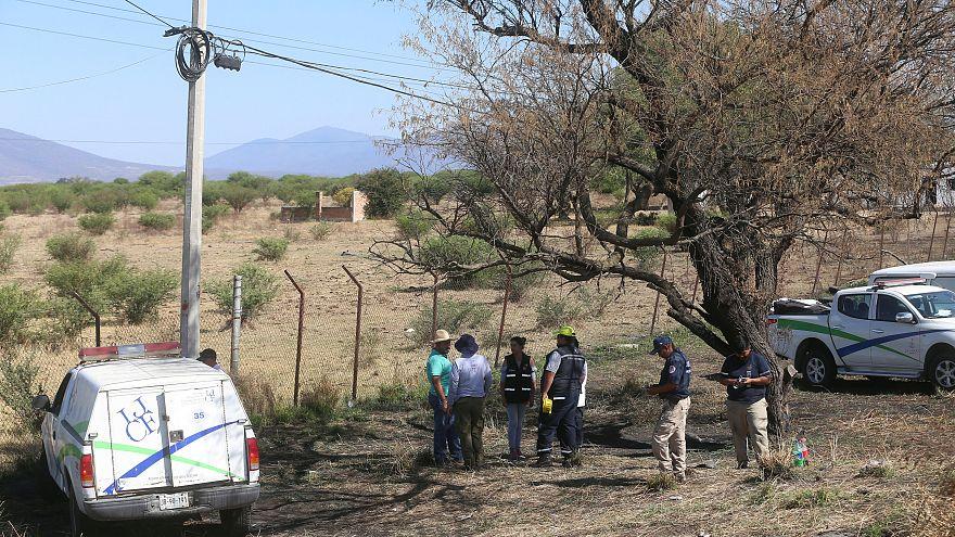 Meksika'da ceset kalıntılarıyla dolu 19 torba bulundu