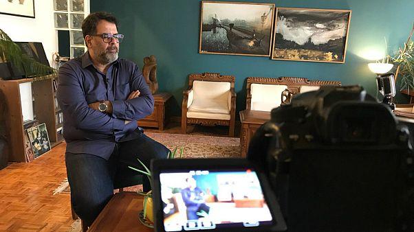 محسن امیریوسفی کارگردان فیلم آشغالهای دوست داشتنی