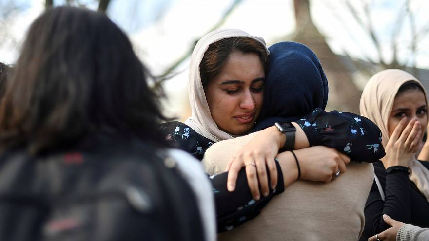 Messages of solidarity and tributes pay respect to New Zealand mosque shootings victims