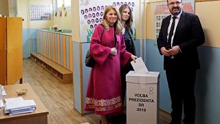 Σλοβακία: Φαβορί για την προεδρία μια ακτιβίστρια κατά της διαφθοράς