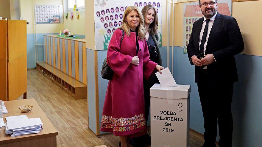Esperanza de cambio en las presidenciales de Eslovaquia