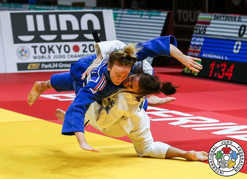 Great groundwork and Russian gold on Day 2 of Ekaterinburg