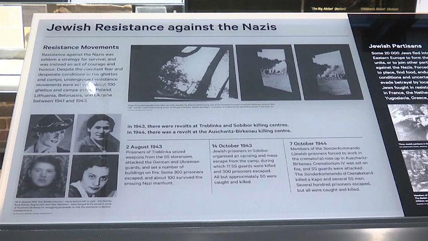 شاهد: متحف جوهانسبورغ وقصص مؤلمة عن الهولوكوست والإبادة الجماعية