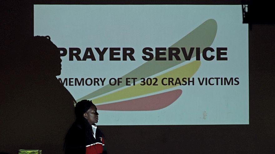 Τελετή μνήμης για τα θύματα της μοιραίας πτήσης στην Αντίς Αμπέμπα