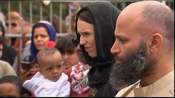 Christchurch: Angreifer verschickte rechtsextreme Mail auch an Premierministerin