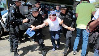 Impossibile manifestare in Nicaragua. Polizia reprime gli oppositori